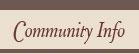 South Carolina Comunity info